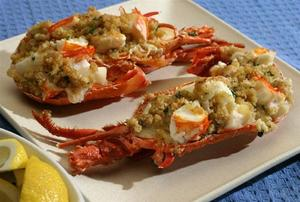 Baked Stuffed Lobster Recipes - All Recipes It It