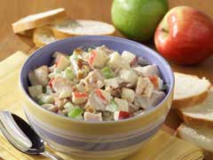 Chicken-Apple Salad