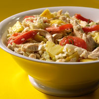 Chicken Salad with Pineapple