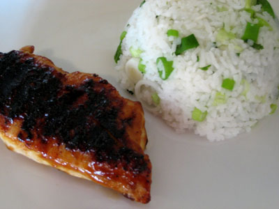 Barbeque Rice