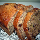 Low-Fat Banana Date Bread