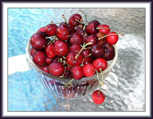Sizzling Cherries