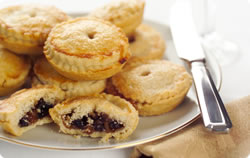 Mince Pies with Shortcrust Pastry