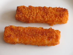 Fish Finger Wigwams