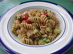 Chinese Chicken Salad With Pasta