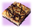 Coconut Cream Cheese Brownies