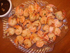 Shrimp with Chili and Garlic Sauce