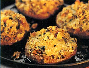 Stuffed Mushrooms Casino
