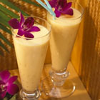 Banana-Pineapple Yogurt Smoothie