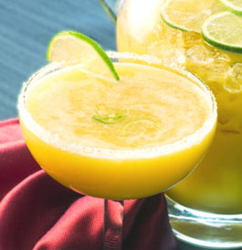 Pineapple-Orange Margarita