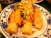 thompson street fish and rice
