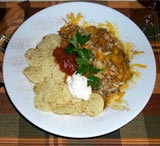 Mexican Casserole Ole
