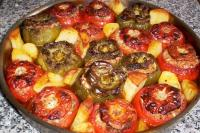 Stuffed Peppers II