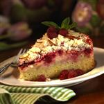 Raspberry Coffee Cake