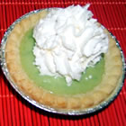 Avocado Cream Pie