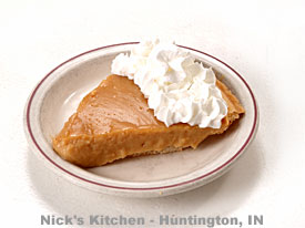 Butterscotch Pies