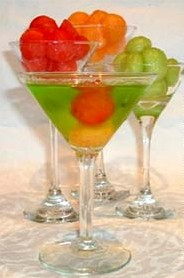 Melon Cocktail