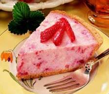 Strawberry Chiffon Pie