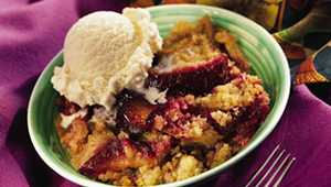 Extra Extra Easy Apple Betty
