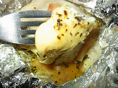 Butter Herb Baked Fish