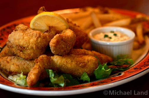 Southern Fried Catfish I
