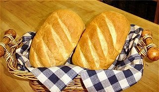 Easy Sourdough French Bread