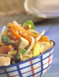 Braised Mix Chinese Vegetables Recipe