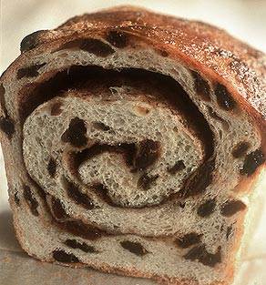 Tin Can Raisin Bread