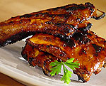 Strawberry-Jalapeno Barbecue Ribs