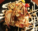 Grilled Pineapple Bacon Shrimp Kabobs