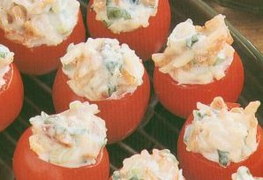 Stuffed Tomato Appetizers
