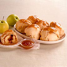 Praline Apple Dumplings
