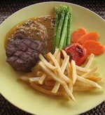 Ro-Tel Pepper Steak