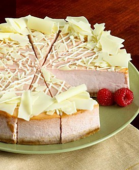 HEAVENLY  CHEESE  CAKE
