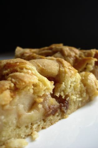 DUTCH  APPLE  CAKE II