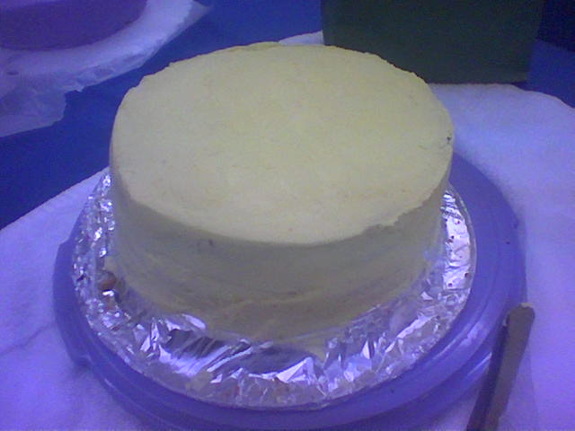 LEMON  CAKE IV