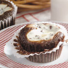 LITTLE  CREAM  CHEESE  CUP  CAKES