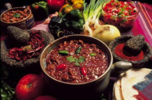 All-Beef Texas Chili
