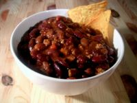 Pecos River Bowl of Chili