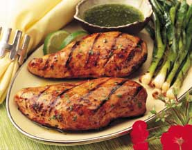 Flip Flop Grilled Chicken