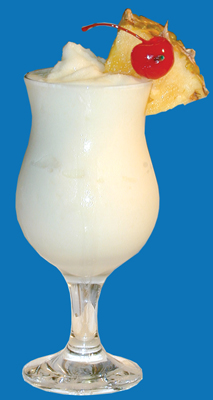 PINA-COLADA  WEDGES