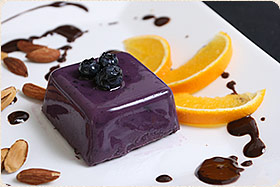 BLUEBERRY  JELLO